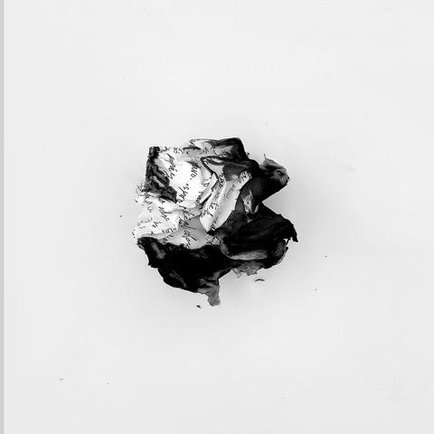Alberto Ros. Carta de despedida #2, 2021<br/>Impresión de tintas de pigmentos minerales sobre papel de algodón 330gr / Inkjet print on cotton paper 330gr