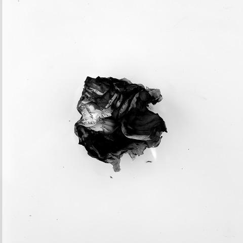 Alberto Ros. Carta de despedida #3, 2021<br/>Impresión de tintas de pigmentos minerales sobre papel de algodón 330gr / Inkjet print on cotton paper 330gr