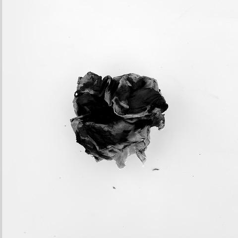Alberto Ros. Carta de despedida #4, 2021<br/>Impresión de tintas de pigmentos minerales sobre papel de algodón 330gr / Inkjet print on cotton paper 330gr