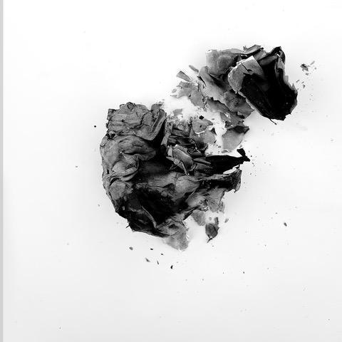 Alberto Ros. Carta de despedida #5, 2021<br/>Impresión de tintas de pigmentos minerales sobre papel de algodón 330gr / Inkjet print on cotton paper 330gr