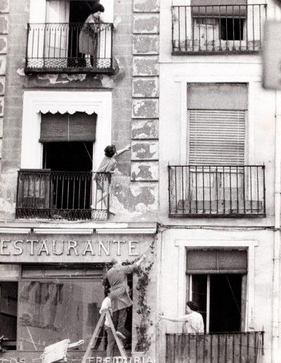Francisco Ontañón. Madrid, 1966-1967<br/>Gelatina de plata sobre papel baritado / Gelatin silver on baryta paper
