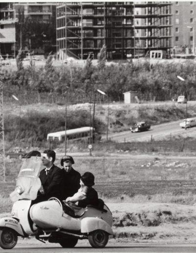 Francisco Ontañón. Madrid, 1966 - 1967<br/>Gelatina de plata sobre papel baritado / Gelatin silver on baryta paper