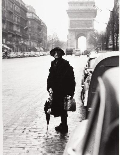 Francisco Ontañón. París, 1962<br/>Gelatina de plata sobre papel baritado / Gelatin silver on baryta paper